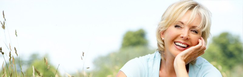 Audiology Waukesha WI Woman Outdoors
